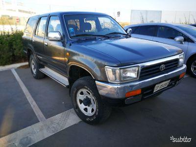 usata Toyota 4 Runner 2.4d 90cv 1994