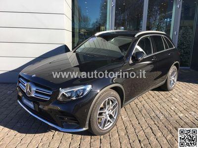 gebraucht Mercedes 220 CLASSE GLC GLCPremium 4matic auto