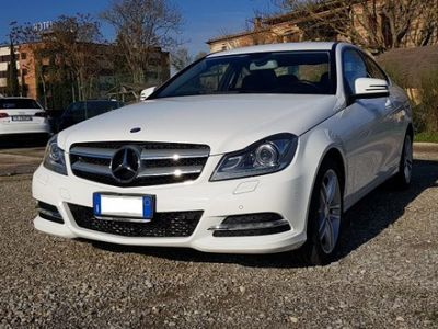 usata Mercedes E220 CDI Coupé Sport
