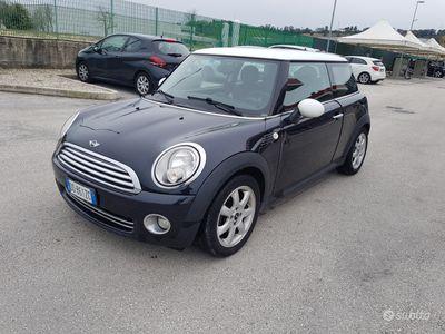 usata Mini Cooper 1.6 restilyng 2007