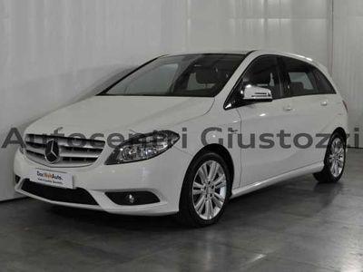 usata Mercedes B180 B 180CDI BlueEFFICIENCY Premium Auto