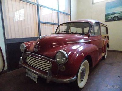 usata Mini 1000 Morris 1100 Giardinetta Vettura D'Epoc