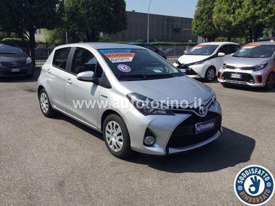 begagnad Toyota Yaris YARIS1.5 hybrid Active 5p