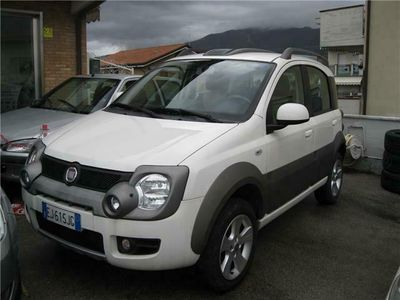 usata Fiat Panda Cross 1.3 MJT 16V DPF 4x4 clima auto blocco diff.