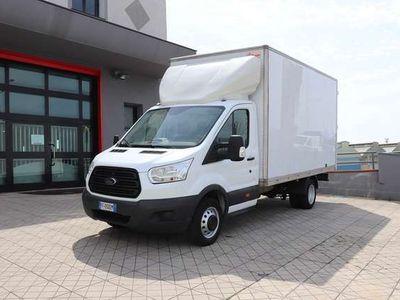 usata Ford Transit CAB. 2.2 155CV 6M. E5 PL-SL ENTRY ( BLUETOOTH )