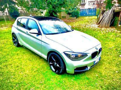 usata Audi A3 BMW F20 sport 118d