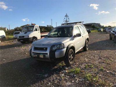 usata Land Rover Freelander Freelander 2.0 Td4 3p. Softback S