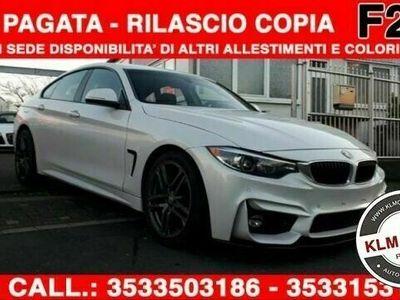 usata BMW 418 Gran Coupé d **F24**PRO.CON.GAR.24 MESI*