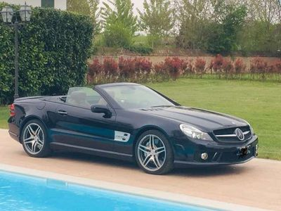usata Mercedes SL63 AMG AMG Classe (R230) cat Performance