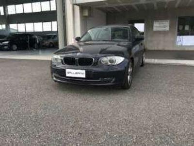usata BMW 120 Serie 1 (E81) d cat 3 porte Futura DPF
