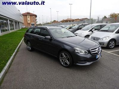 usado Mercedes E250 cdi 4matic sport cv204 - venduta vista piaciuta diesel