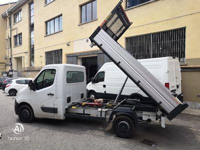 used Opel Movano 35 2.3 CDTI 130CV L2 cassone ribaltabile