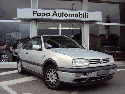usata VW Golf Cabriolet 1.6 101 CV
