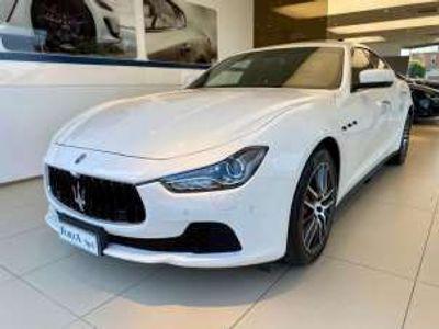 usata Maserati Ghibli V6 Diesel 250 Cv Sospensioni el. SkyHook