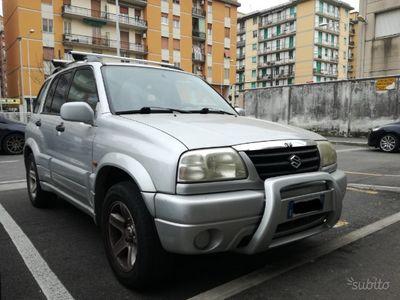 used Suzuki Grand Vitara - 2001