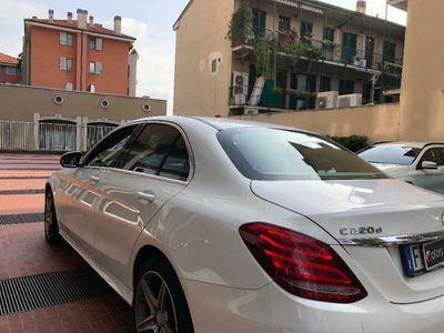 usata Mercedes C220 d 4Matic Auto Premium Force