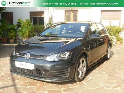 usata VW Golf VII 2.0 tdi Gtd Business&Drive 5p dsg