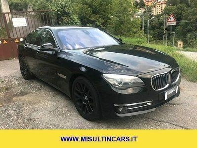 usata BMW 730 d xDrive Eletta