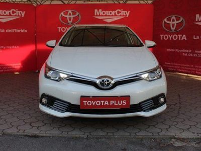 usata Toyota Auris 1.2 Turbo Active del 2015 usata a Roma