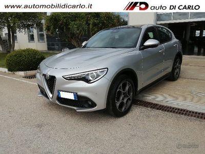 usata Alfa Romeo C-SUV Stelvio 2.2 Turbodiesel 210 CV AT8 Q4 Executive