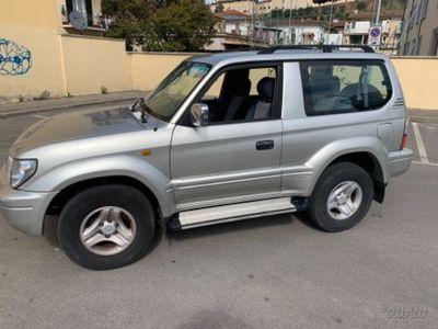 usado Toyota Land Cruiser - 2001