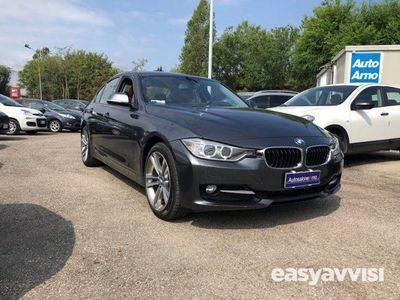used BMW 320 Serie 3 d cat MSport usato