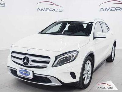 usata Mercedes GLA220 CDI Automatic 4Matic Executive del 2015 usata a Corciano