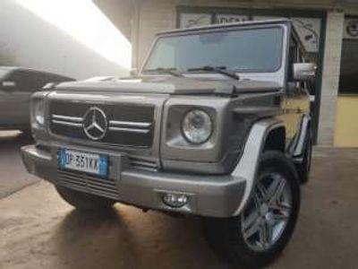 usata Mercedes G320 CDI SCARICO PACK SOUND Diesel