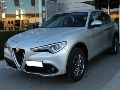 usata Alfa Romeo Stelvio 2.2 Turbodiesel 210 CV AT8 Q4 Executive con finanz