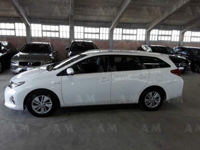 usata Toyota Auris Station Wagon Touring Sports 1.8 Hybrid Active usato