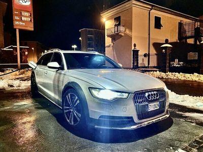 usata Audi A6 Allroad 3.0 tdi quattro 2014 full