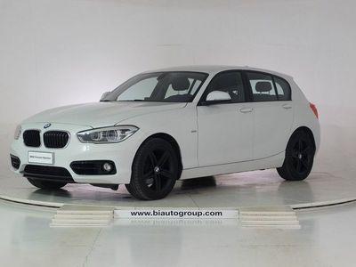 usado BMW 120 d xDrive 5p. Sport