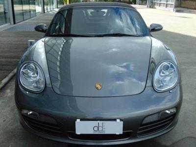 usata Porsche Boxster 3.4 24V S Pelle Totale/Navigatore/Xeno/Cerchi 18& Battipaglia