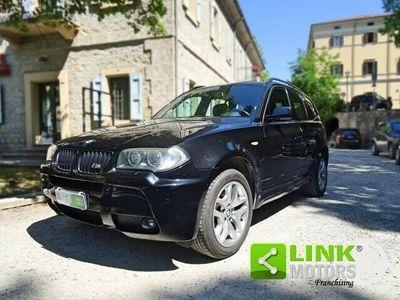 usata BMW X3 2.0d m sport