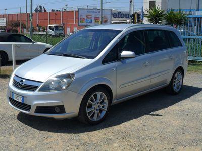 usata Opel Zafira 1.9 16V CDTI 150CV Cosmo 7 POSTI