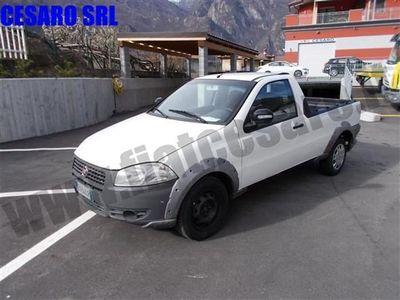 usata Fiat Strada 1.3 MJT 95CV Pick-up Working
