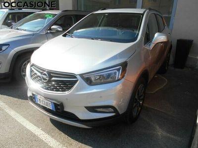 usata Opel Mokka X 1.6 CDTI Ecotec 136CV 4x2 aut. Adva