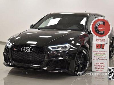 usata Audi RS3 2.5 TFSI SPB SPORTBACK VIRTUAL *ITALIANA* KM CERT.