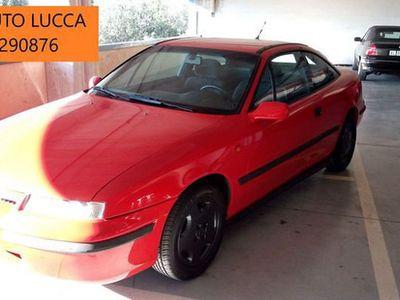 used Opel Calibra 2.0i cat Anno 1992