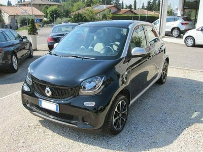 used Smart ForFour 70 1.0 passion neopatentati