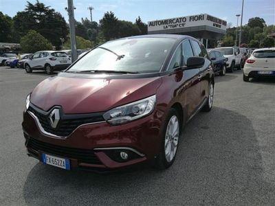 usata Renault Grand Scénic dCi 120 CV Sport Edition2 del 2019 usata a Roma