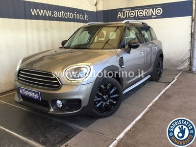 second-hand Mini Cooper D Countryman COUNTRYMAN 2.0 Hype auto my18