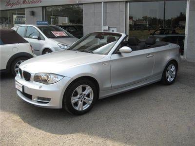 usata BMW 120 Cabriolet Serie 1 FUTURA SOLO KM 91000 CERTIFICATI