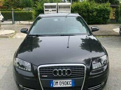 usata Audi A3 Sportback sline