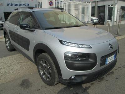 gebraucht Citroën C4 Cactus BlueHDi 100 SS 100CV SHINE NAVY