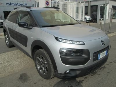 begagnad Citroën C4 Cactus BlueHDi 100 SS 100CV SHINE NAVY