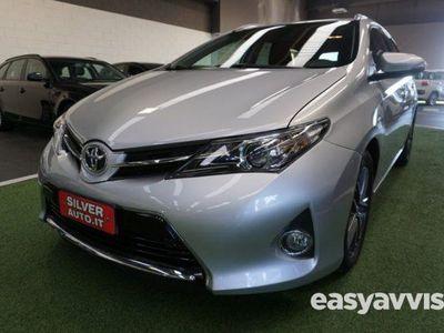 second-hand Toyota Auris Touring Sports 1.4 D-4D Lounge