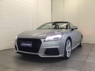 used Audi TT Roadster 2.0 TDI ultra S line