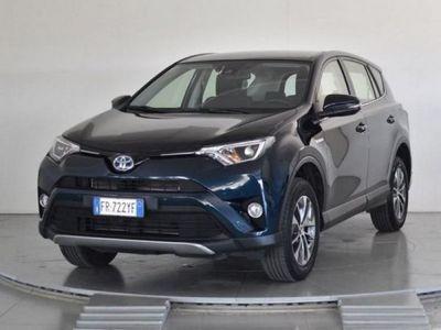 usata Toyota RAV4 Hybrid Hybrid 2018 2.5 Hybrid 4WD Business