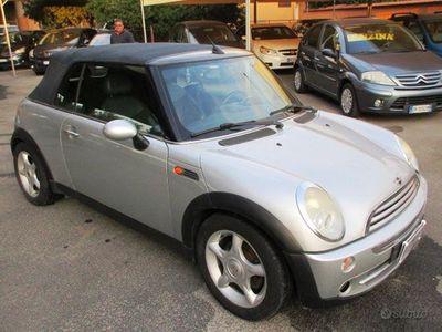 usata Mini Cooper Cabriolet Cabrio 1.6 16V
